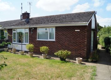 Thumbnail 2 bedroom semi-detached bungalow to rent in Main Road, Hallow, Worcester