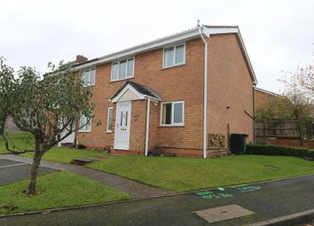 Thumbnail 1 bed property for sale in 36, Evergreen Close, Coseley, Bilston, West Midlands