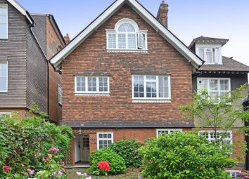 Thumbnail 3 bed flat to rent in Lyndhurst Road, Hampstead