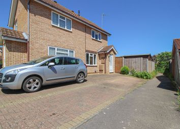 Thumbnail 1 bed end terrace house for sale in Hawthorn Close, Ampthill, Bedford