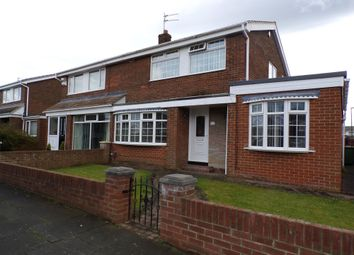 Thumbnail 4 bed semi-detached house for sale in Chester Way, Jarrow