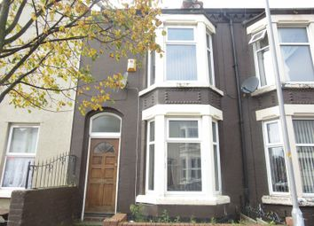 Thumbnail Terraced house for sale in Miranda Road, Bootle