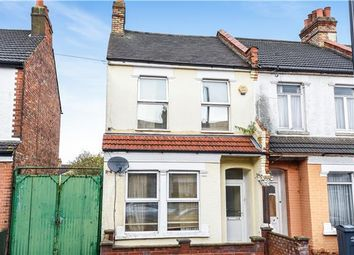 Thumbnail 3 bed end terrace house for sale in Northborough Road, London