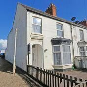 Thumbnail 4 bed terraced house for sale in Fitzwilliam Street, Mablethorpe