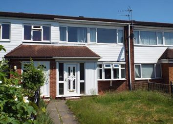 Thumbnail 3 bed terraced house for sale in Morar Close, Castle Vale, Birmingham, West Midlands