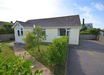 Thumbnail 2 bed detached bungalow for sale in Highfield Road, Mount Hawke, Cornwall