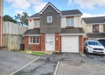 Thumbnail 4 bed detached house for sale in Hawley Manor, Barnstaple