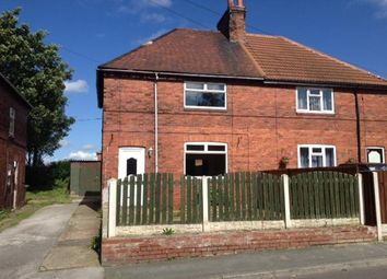 Thumbnail 3 bed semi-detached house to rent in Holmsley Avenue, South Kirkby, Pontefract