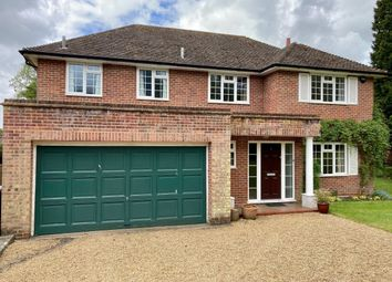 Thumbnail 4 bed detached house to rent in Yardley Close, Reigate