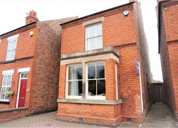 Thumbnail 3 bed detached house for sale in Barroon, Castle Donington