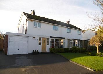 Thumbnail 3 bed semi-detached house for sale in Beech Drive, Formby, Liverpool