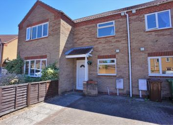 Thumbnail 1 bed terraced house for sale in Sixfield Close, Lincoln