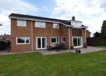 Thumbnail 4 bed detached house for sale in Chartwell Close, Hempsted, Gloucester