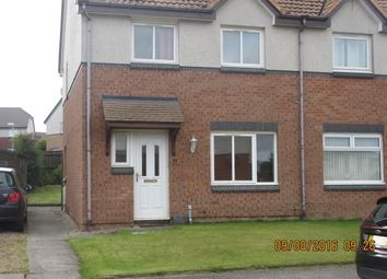 Thumbnail 3 bedroom semi-detached house to rent in Creel Road, Cove, Aberdeen