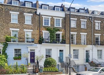 Thumbnail 5 bed terraced house for sale in Mornington Terrace, Camden, London