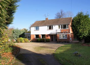 Thumbnail 5 bed detached house for sale in Heathside Road, South Woking, Surrey