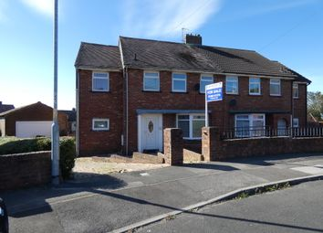 Thumbnail 4 bed semi-detached house to rent in Tudhoe Moor, Spennymoor