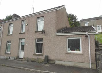 Thumbnail 2 bed end terrace house for sale in Uplands Terrace, Morriston, Swansea