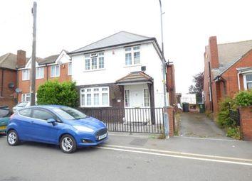 Thumbnail 3 bed detached house for sale in Tibbington Terrace, Tipton, West Midlands