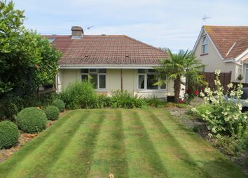 Thumbnail 3 bed semi-detached bungalow for sale in Willow Close, Weston Super Mare