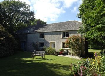 Thumbnail 3 bed equestrian property for sale in Helston, Cornwall