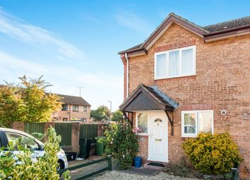 Thumbnail 2 bed end terrace house for sale in Camfield Drive, Tiverton