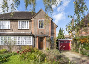 Thumbnail 3 bed semi-detached house for sale in Evelyn Drive, Pinner, Greater London