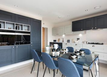 "Thumbnail 4 bed detached house for sale in ""The Glastonbury"" at Boroughbridge Road, Knaresborough"