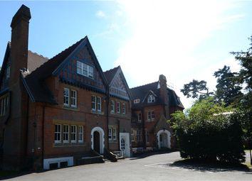 Thumbnail 1 bedroom maisonette for sale in Longdown Lodge, Crowthorne Road, Sandhurst