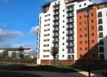 Thumbnail 1 bed flat to rent in Waterquarter, Galleon Way, Cardiff Bay, Cardiff