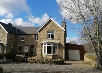 Thumbnail 3 bed semi-detached house for sale in South View, Thornley Gate, Allendale