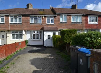 Thumbnail 3 bed semi-detached house to rent in Barnsbury Crescent, Surbiton