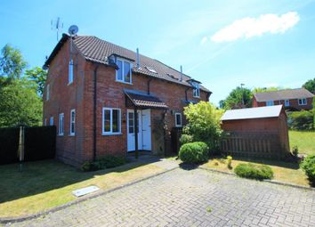 Thumbnail 1 bed terraced house for sale in Church Crookham, Fleet