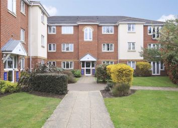 Thumbnail 3 bed flat for sale in Royal Court, Hume Way, Ruislip