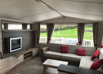 Thumbnail 2 bedroom mobile/park home for sale in Devon Cliffs Holiday Centre, Sandy Bay, Exmouth