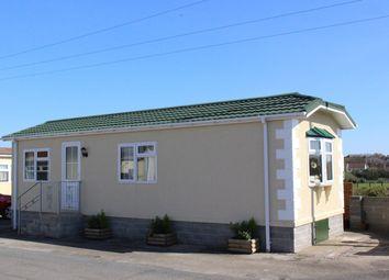 Thumbnail 1 bed mobile/park home for sale in Millands Caravan Park, Llanmaes, Llantwit Major