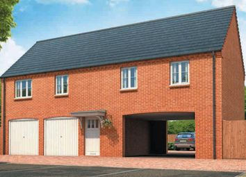 "Thumbnail 2 bedroom flat for sale in ""Drayton"" at Knights Way, St. Ives, Huntingdon"
