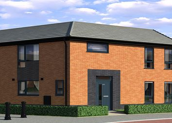 "Thumbnail 3 bedroom property for sale in ""The Ambrose At The Hawthornes @ Amy Johnson"" at Hawthorn Avenue, Hull"