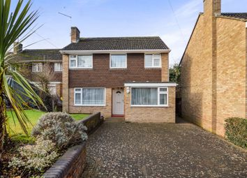 Thumbnail 4 bedroom detached house for sale in The Weald, Ashford