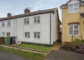 Thumbnail 3 bed end terrace house for sale in Attleborough, Norwich, Norfolk
