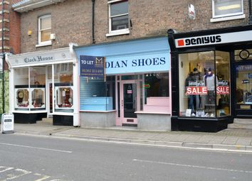 Thumbnail Retail premises to let in 29 South Street, Dorchester