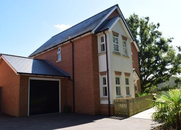 Thumbnail 3 bed detached house for sale in Furley Close, Ashford