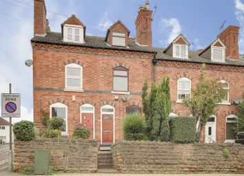 Thumbnail 2 bed terraced house for sale in Watnall Road, Hucknall, Nottinghamshire