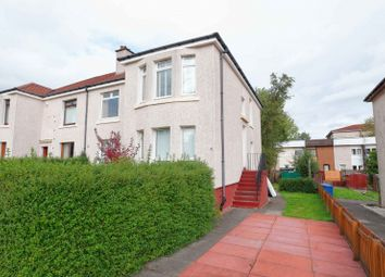 Thumbnail 3 bed flat for sale in Cloberhill Road, Knightswood, Glasgow