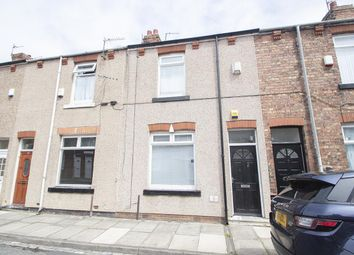 Thumbnail 3 bed terraced house for sale in Helmsley Street, Hartlepool