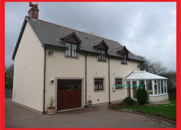 Thumbnail 3 bed detached house for sale in Bwthyn Celyn, Castlemorris, Haverfordwest, Pembrokeshire