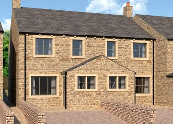 Thumbnail 3 bed end terrace house for sale in Laurel Croft, Embsay, Skipton, North Yorkshire