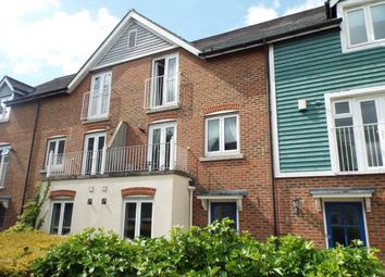 Thumbnail 4 bed terraced house for sale in The Lakes, West Malling, Aylesford, Kent