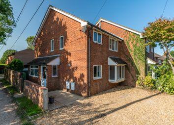Priors Hill Lane, Bursledon SO31. 3 bed semi-detached house