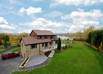 Thumbnail 6 bed detached house for sale in Caudle Hill, Fairburn, Knottingley
